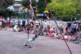 El Festival Internacional de Circo vuelve a las calles de Alcobendas