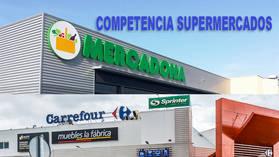Mercadona lidera el sector con diferencia sobre Carrefour