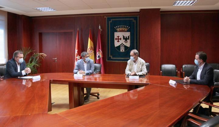 Alcobendas renueva su convenio de colaboración con Leaseplan