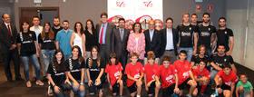 Rafael Hoteles nuevo patrocinador oficial del Balonmano Alcobendas