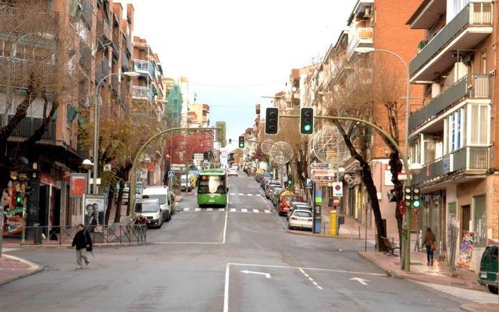 Se abre parcialmente y de forma temporal el tráfico en la calle Real de Sanse