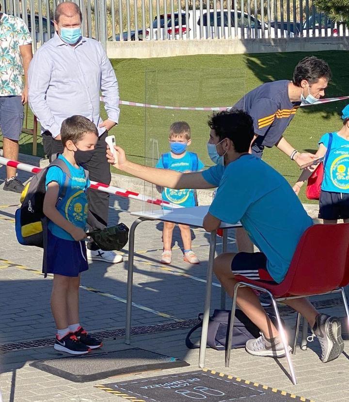Los niños de San Sebastián de los Reyes ya disfrutan de sus Campus de verano
