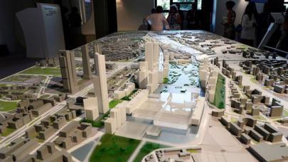 Madrid Nuevo Norte y Los Carriles, un plan de viviendas faraónico