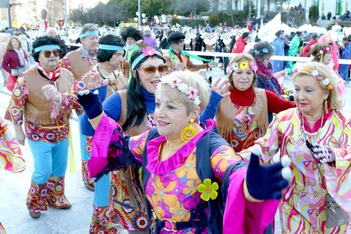 Baile de Máscaras y Gran Desfile de Carnaval en Alcobendas