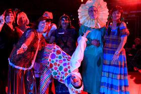 Fin al carnaval con El Entierro de la Sardina