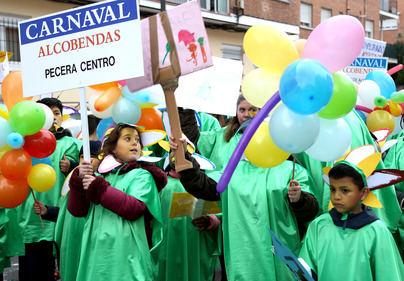 Fiestas de Carnaval el primer fin de semana de marzo