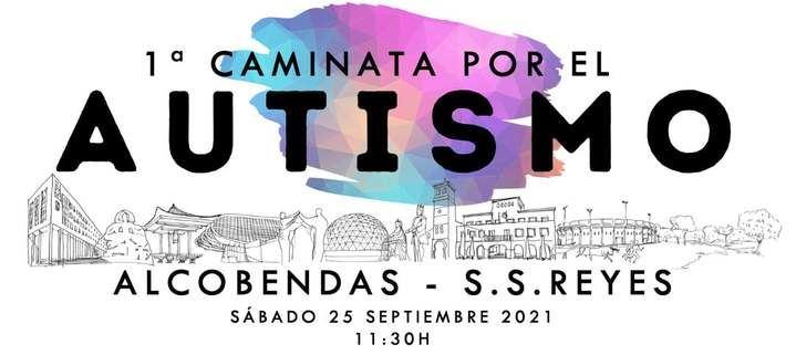 Una caminata por el autismo recorrerá Sanse y Alcobendas