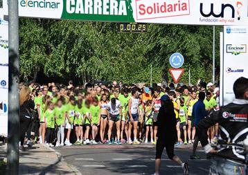 Octava edición de La Carrera Solidaria 'El Encinar'