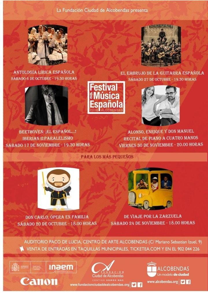 I Festival de Música Española en Alcobendas