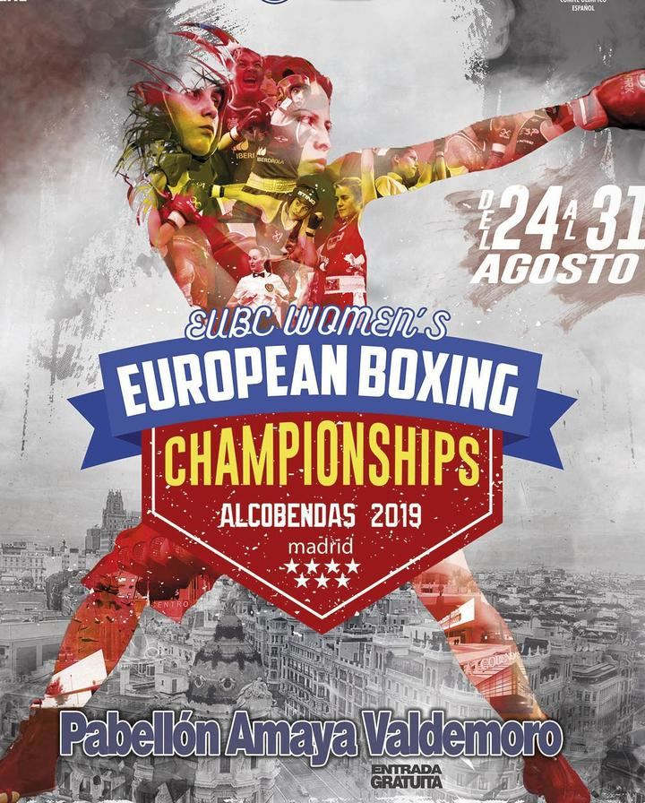 Campeonatos de Europa de Boxeo Femenino Olímpico en Alcobendas