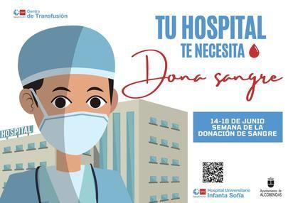 """Con motivo del """"Día Mundial del Donante de Sangre"""""""