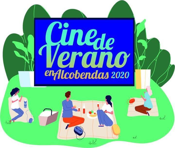 Vuelve el Cine de Verano a Alcobendas que ahora será en las canchas del CEIP Parque de Cataluña