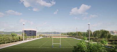 """Sanse da luz verde al proyecto de la """"Ciudad del Rugby"""""""