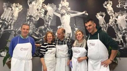 El comedor social de Sanse ayuda a 600 familias