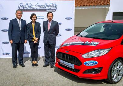 'Ford, conduce tu vida', en Alcobendas