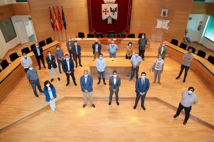 Constituido el nuevo consejo social de la ciudad de Alcobendas