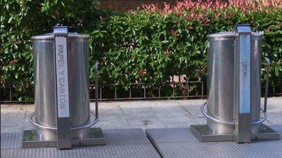 S.S de los Reyes clausura temporalmente los contenedores de basura soterrados por seguridad