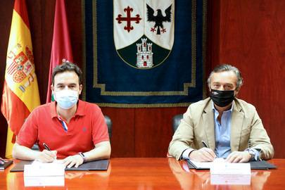Acuerdo con Almas Industries B+Safe para el fomento y el impulso del empleo