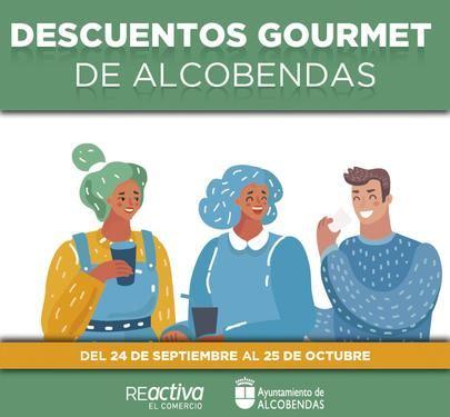 'Descuentos Gourmet Alcobendas'