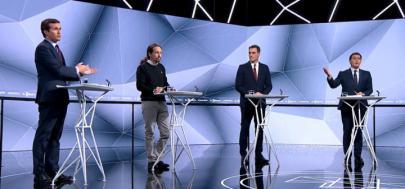 Ni vencedores ni vencidos; el domingo, el debate de los españoles