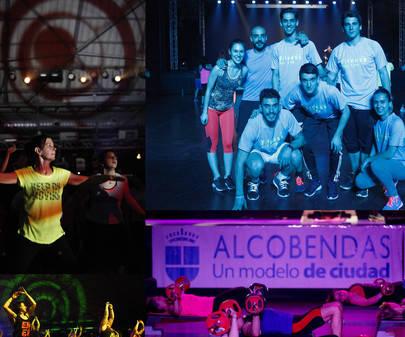 Imagen de las actividades celebradas durante la jornada del pasado 20 de febrero en La Esfera de Alcobendas