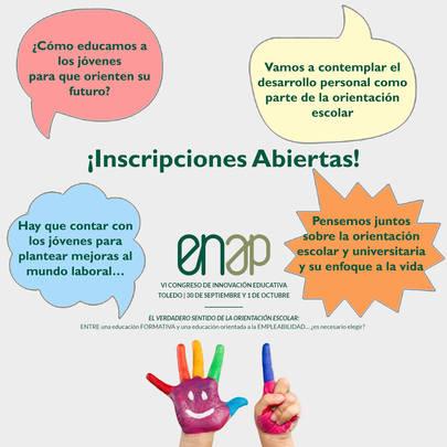 Fundación San Patricio organiza su VI Congreso de Innovación Educativa-ENAP