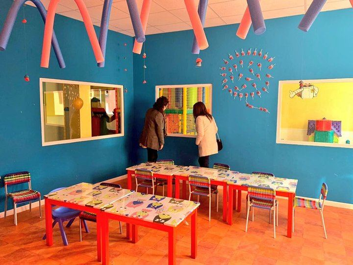 Gran apoyo a las escuelas infantiles de Sanse del gobierno de Díaz Ayuso