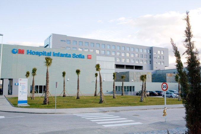 El Gobierno municipal de Sanse reclama a la Comunidad de Madrid la apertura de la Cuarta Torre del Hospital Infanta Sofía