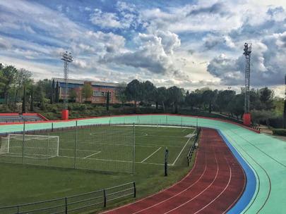 San Sebastián de los Reyes culmina la remodelación y reparación de sus instalaciones deportivas