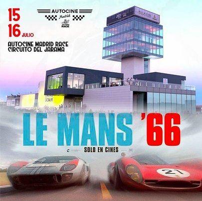 El Circuito del Jarama vuelve a los años 60