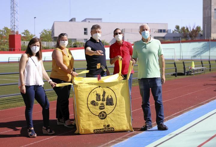 Los Campus de Verano promueven el reciclaje de envases entre los más jóvenes
