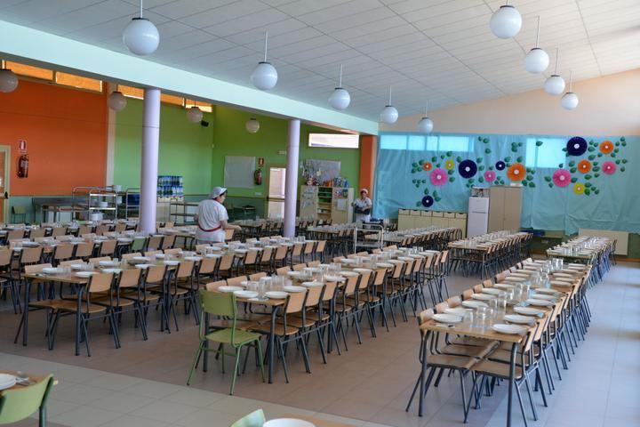 Sanse destina 300.000 euros a becas de comedor
