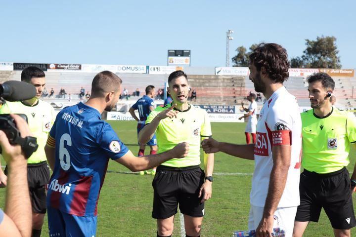 El Sanse saca un empate en el Estadio Municipal de Sa Pobla