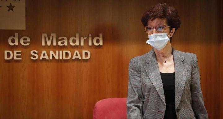 Madrid preveé vacunar a 65.000 personas en enero