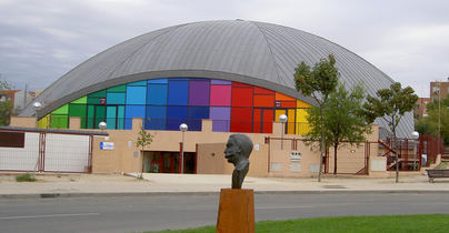 Imagen del edificio municipal de La Esfera, donde se va a realizar la Asamblea General Ordinaria el próximo 27 de junio.