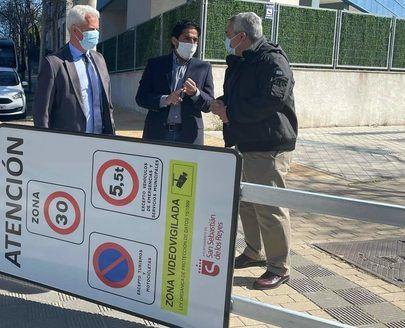 """Sanse regula la movilidad y el estacionamiento de vehículos con """"Zona 30"""""""