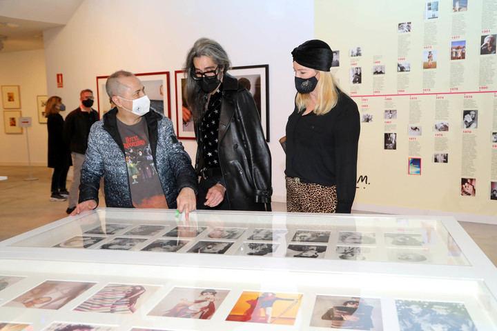 """Inaugurada la exposición """"Retratos"""" de Pablo Pérez-Mínguez"""