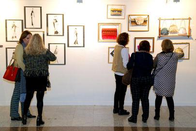 IlusionARTízate recoge el sentir de un grupo de mujeres artistas
