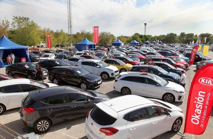 Se suspende la celebración presencial de la 12º feria del vehiculo de ocasión