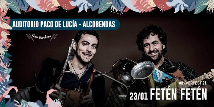 """El """"Festival Inverfest"""" llega a Alcobendas con tres conciertos"""