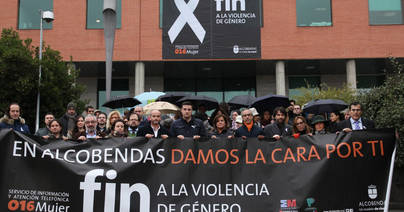 Alcobendas clama por el Fin contra la Violencia de Género