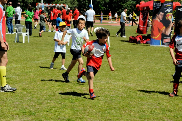 Fiesta del Deporte para finalizar el curso