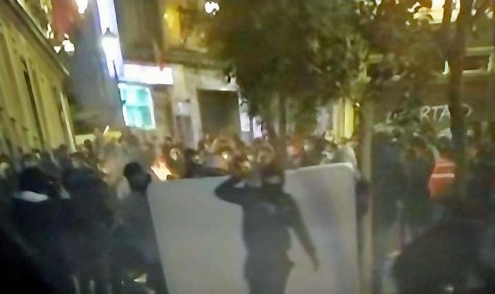 Moción para exigir el cese de Pablo Iglesias como vicepresidente del Gobierno