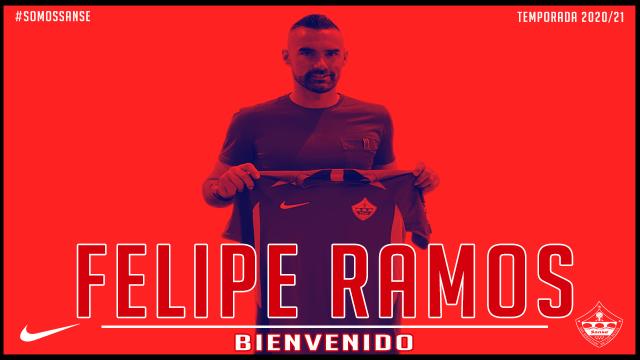 Felipe Ramos, refuerza la portería del Sanse