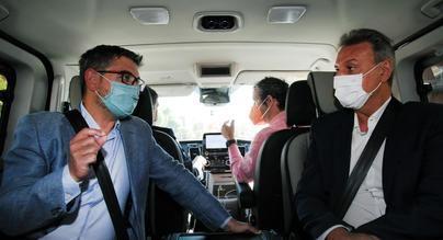 Ford y Alcobendas se alían para impulsar la comunicación entre el vehículo conectado