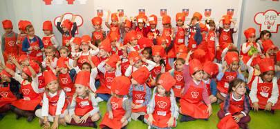 Little Chef reúne a mas de 100 participantes