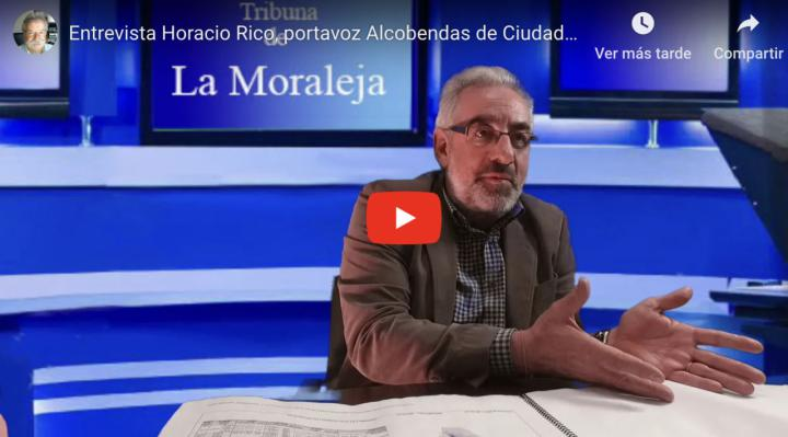 Horacio Rico, ¡al ataque!