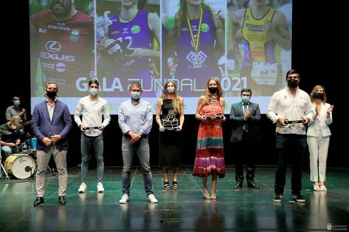 La XXIII Gala Fundal 2021 homenajea a empresas y deportistas de Alcobendas