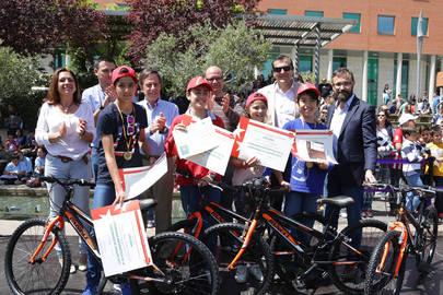En Educación Primaria el primer premio fue para el equipo de Greenwich School compuesto por Miguel Angel Colomo, Marcos Galisteo, Irene Seisdedos y Sora Espí