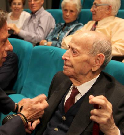 Alcobendas reconoce a los ciudadanos con m�s edad del municipio
